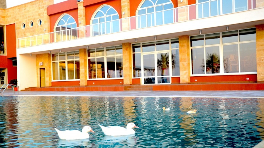 Tyros Resort Restaurant Amp Cafe Pool Amp Beach South